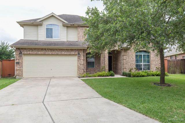 4505 Santa Fabiola Street, Mission, TX 78572 (MLS #331726) :: The Lucas Sanchez Real Estate Team