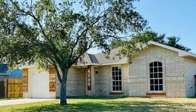 4105 Monica Drive, Weslaco, TX 78599 (MLS #331840) :: Realty Executives Rio Grande Valley