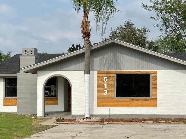 513 West Street, La Feria, TX 78559 (MLS #333027) :: The Ryan & Brian Real Estate Team