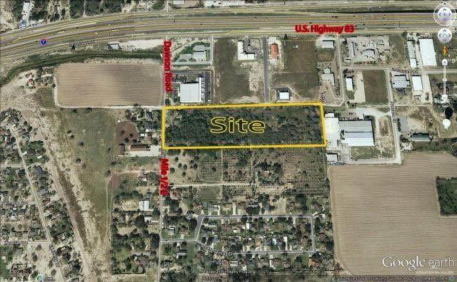 614 Dawson Road, Mercedes, TX 78570 (MLS #333076) :: The Ryan & Brian Real Estate Team