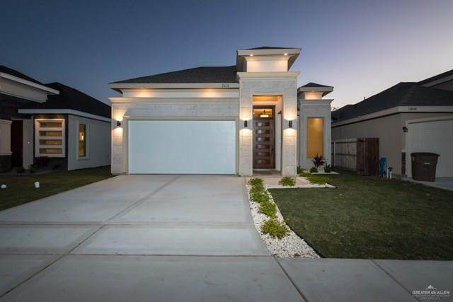 3414 Featherie Street, Edinburg, TX 78542 (MLS #333090) :: The Ryan & Brian Real Estate Team