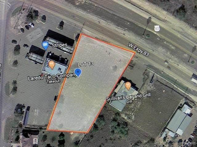 00 E Expressway 83, Sullivan City, TX 78595 (MLS #333201) :: The Ryan & Brian Real Estate Team
