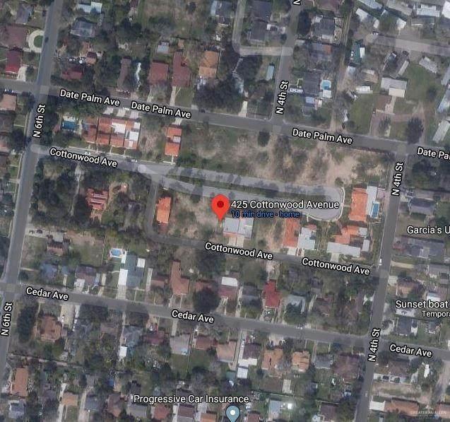 506 Cottonwood Avenue, Mcallen, TX 78501 (MLS #333367) :: Realty Executives Rio Grande Valley