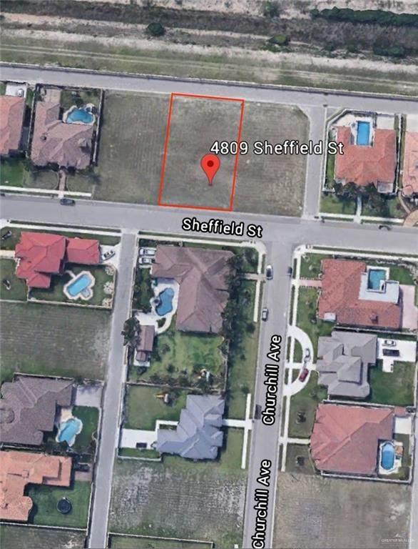 4809 Sheffield Street, Edinburg, TX 78539 (MLS #333531) :: Realty Executives Rio Grande Valley