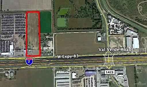 1155 W Expressway 83, Alamo, TX 78516 (MLS #333805) :: The Ryan & Brian Real Estate Team