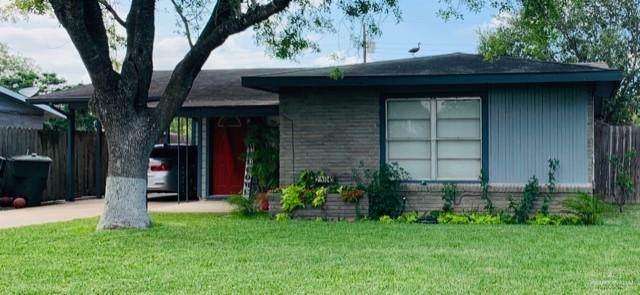 2419 E Bowie Avenue, Harlingen, TX 78550 (MLS #333869) :: The Ryan & Brian Real Estate Team