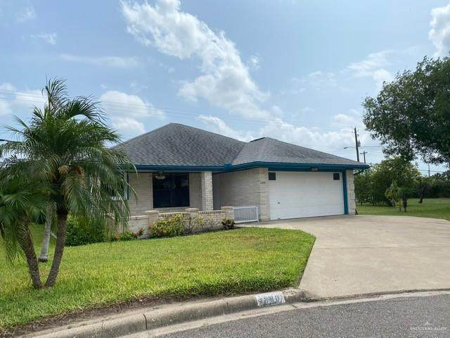1800 E 23rd Street E, Mission, TX 78574 (MLS #333978) :: The Ryan & Brian Real Estate Team