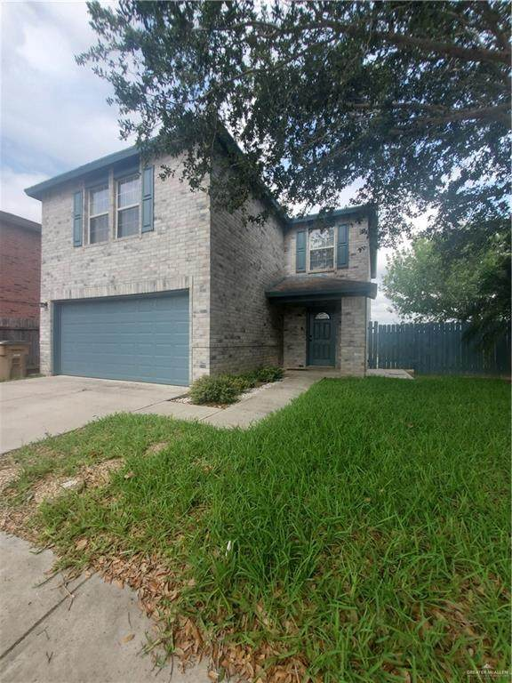 2234 Diplomat Drive, Edinburg, TX 78542 (MLS #334014) :: The Ryan & Brian Real Estate Team
