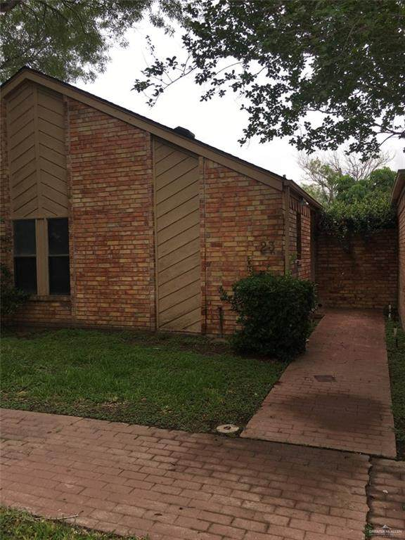 3620 Gumwood Avenue #23, Mcallen, TX 78501 (MLS #335146) :: The Ryan & Brian Real Estate Team