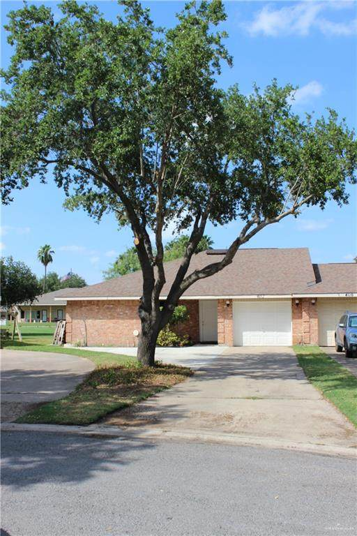 4112 Camellia Court, Mcallen, TX 78501 (MLS #335195) :: The Lucas Sanchez Real Estate Team