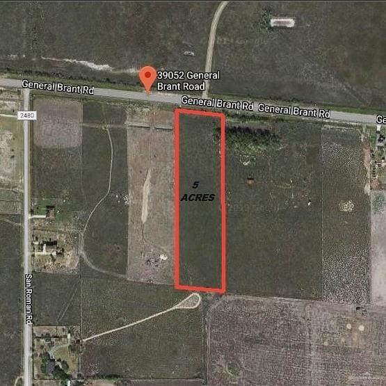 39052 General Brant Road, Los Fresnos, TX 78566 (MLS #335233) :: BIG Realty