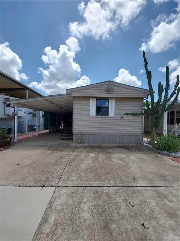 841 Main Street #841, Mission, TX 78572 (MLS #335265) :: Realty Executives Rio Grande Valley