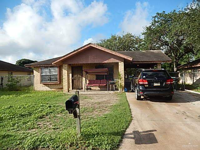 807 W 25th Street, Mission, TX 78574 (MLS #335315) :: Realty Executives Rio Grande Valley