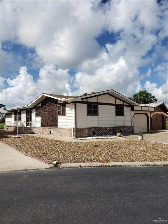 2009 Michigan Drive, Harlingen, TX 78550 (MLS #335381) :: Realty Executives Rio Grande Valley