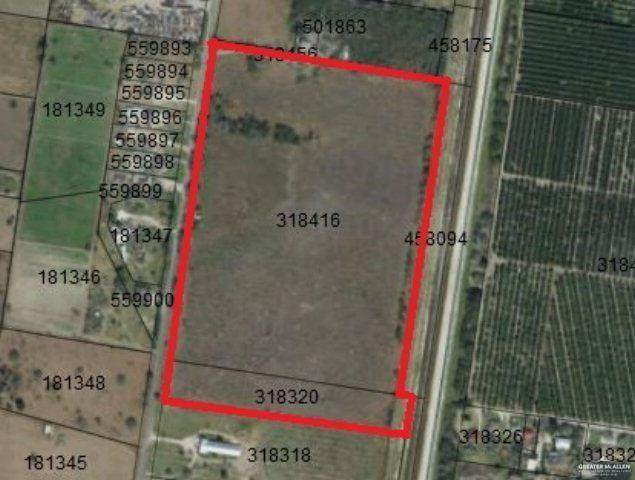 00 N Inspiration Road N, Alton, TX 78573 (MLS #335575) :: The Ryan & Brian Real Estate Team