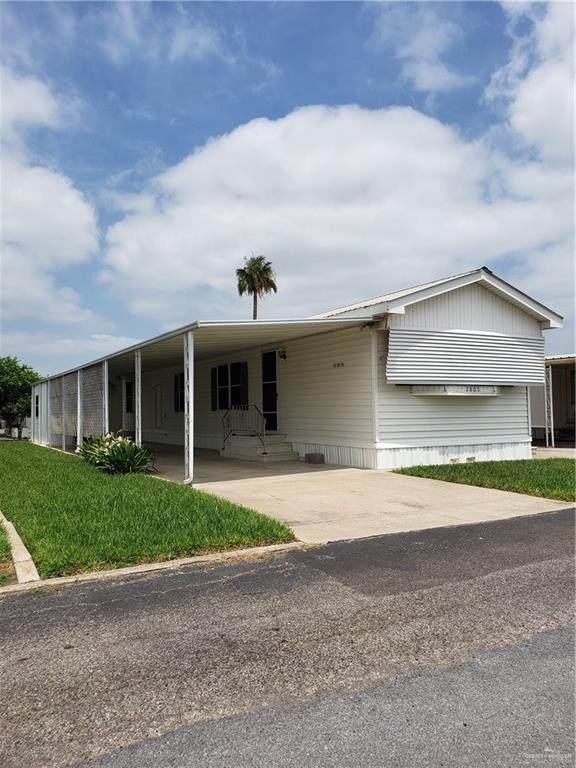 2802 Mesa Verde Drive, Weslaco, TX 78596 (MLS #335648) :: eReal Estate Depot