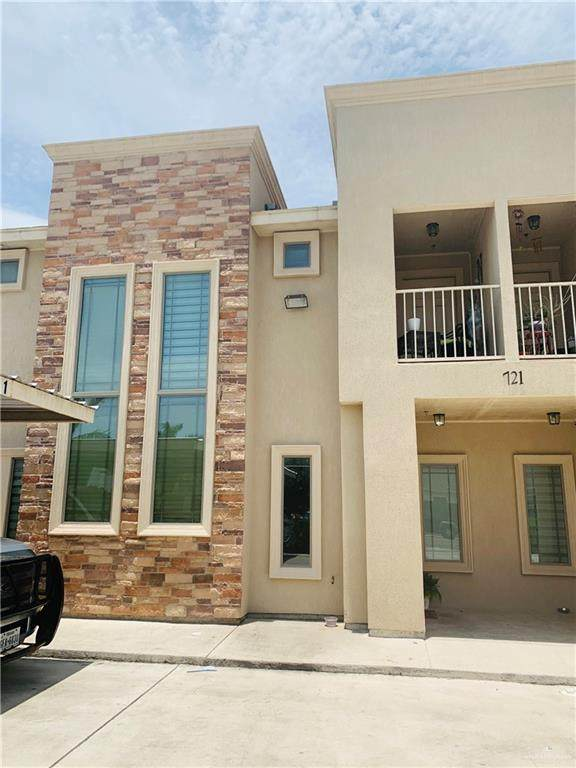 721 E Danielle Street #2, Pharr, TX 78577 (MLS #335990) :: The Ryan & Brian Real Estate Team