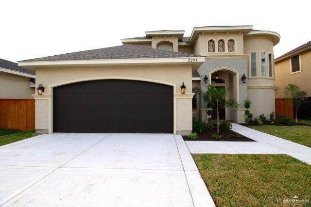 2201 Alloy Drive, Edinburg, TX 78542 (MLS #336007) :: The Ryan & Brian Real Estate Team