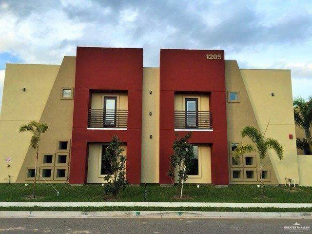 1200 E Daffodil Avenue Unit D, Mcallen, TX 78501 (MLS #337176) :: eReal Estate Depot