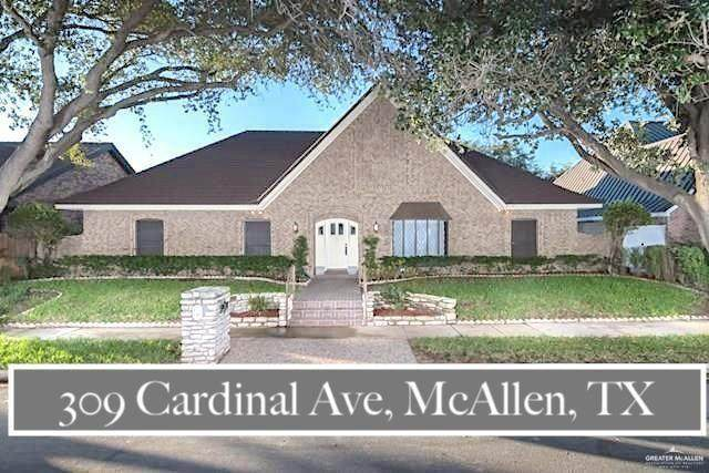 309 W Cardinal Avenue, Mcallen, TX 78504 (MLS #337299) :: Realty Executives Rio Grande Valley
