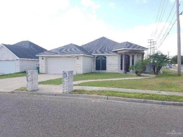 2500 Calle Madrid, Pharr, TX 78577 (MLS #337358) :: The Ryan & Brian Real Estate Team