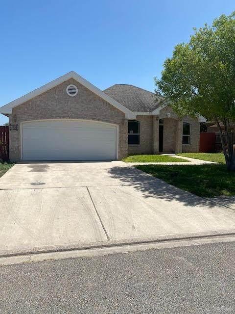 708 W 24th Place, Mission, TX 78574 (MLS #337373) :: The Lucas Sanchez Real Estate Team