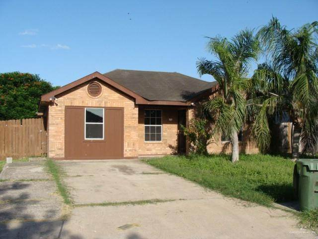 466 Cripple Creek Circle, Alamo, TX 78516 (MLS #337431) :: Realty Executives Rio Grande Valley