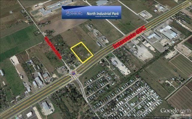 ---- N Us Highway 281, Edinburg, TX 78541 (MLS #337560) :: The Lucas Sanchez Real Estate Team