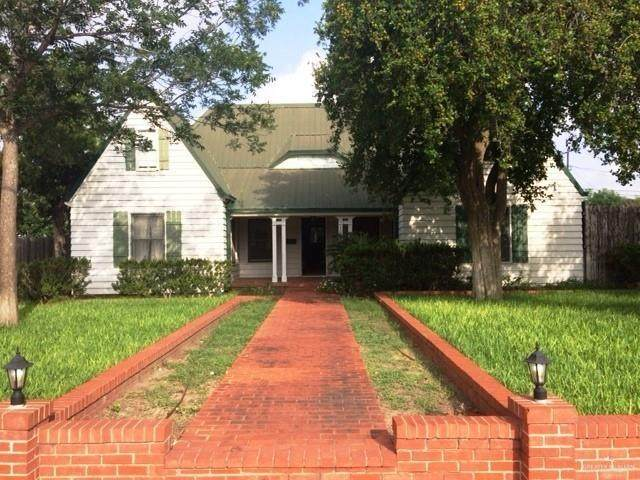 1027 S 12th Street, Edinburg, TX 78539 (MLS #337667) :: BIG Realty