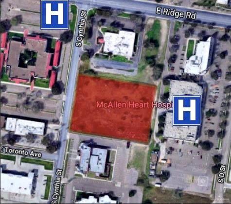 1913 S Cynthia Street S, Mcallen, TX 78503 (MLS #337844) :: The Maggie Harris Team