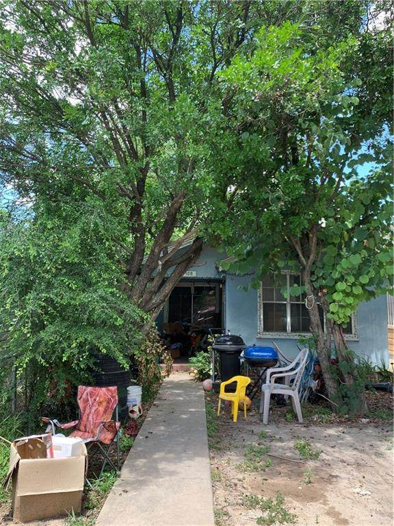 109 N Illinois Avenue, Weslaco, TX 78596 (MLS #337997) :: The Lucas Sanchez Real Estate Team