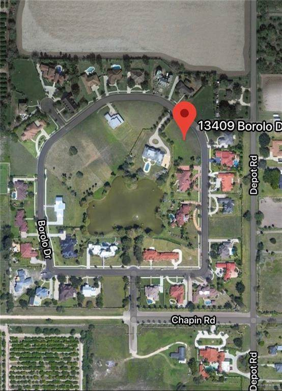 000 Borolo Drive, Edinburg, TX 78539 (MLS #339221) :: Jinks Realty