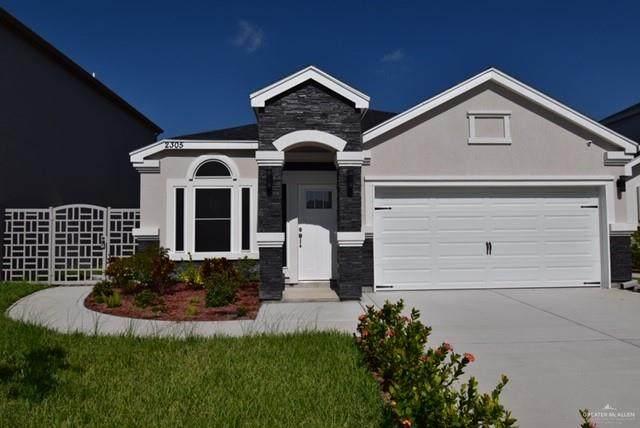 2305 N Peking Street N, Mcallen, TX 78501 (MLS #339679) :: The Ryan & Brian Real Estate Team