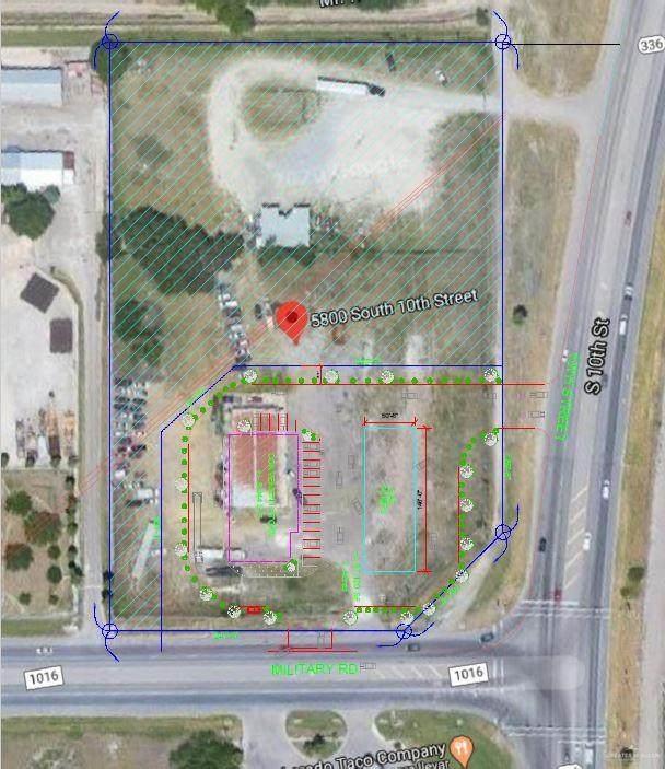 5800 S 10th Street, Mcallen, TX 78503 (MLS #339736) :: The Lucas Sanchez Real Estate Team