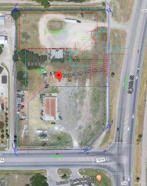 5800 S 10th Street, Mcallen, TX 78503 (MLS #339738) :: The Lucas Sanchez Real Estate Team