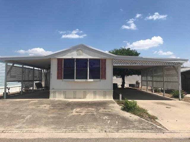 613 Oak Street, Alton, TX 78573 (MLS #341449) :: The Ryan & Brian Real Estate Team