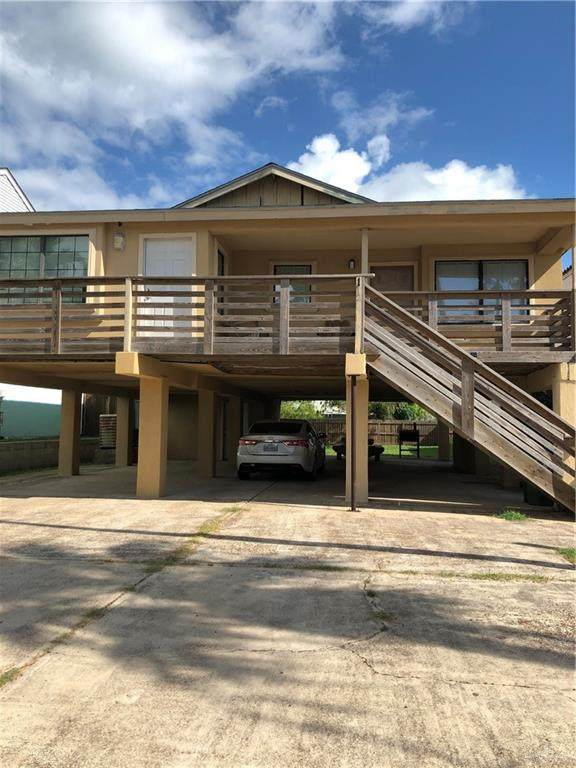 112 E Mezquite Street E, South Padre Island, TX 78597 (MLS #341836) :: Realty Executives Rio Grande Valley