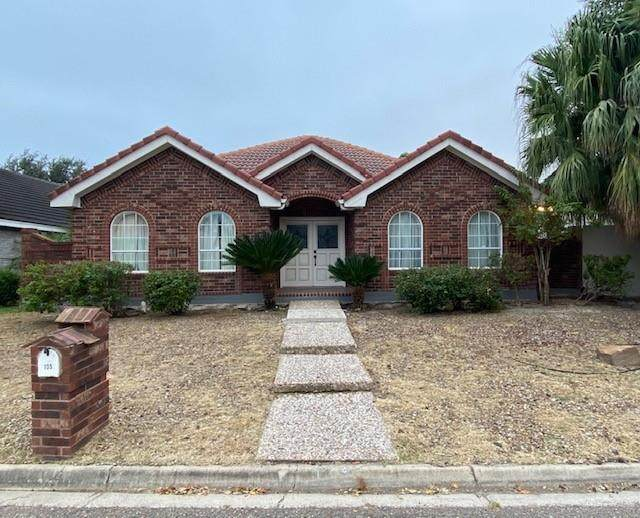 105 San Jacinto Drive, Mission, TX 78572 (MLS #341992) :: The Ryan & Brian Real Estate Team