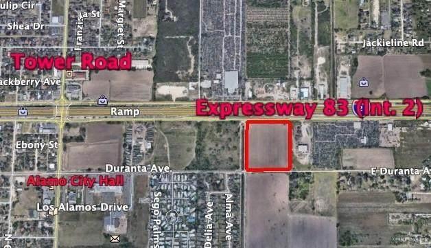 215 E Expressway 83, Alamo, TX 78516 (MLS #341997) :: The Ryan & Brian Real Estate Team