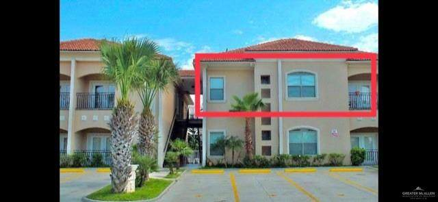 103 E Gardenia Street #4, South Padre Island, TX 78597 (MLS #343848) :: Key Realty