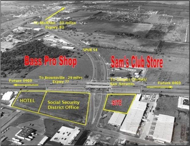 2102 Jefferson Street, Harlingen, TX 78550 (MLS #343936) :: eReal Estate Depot