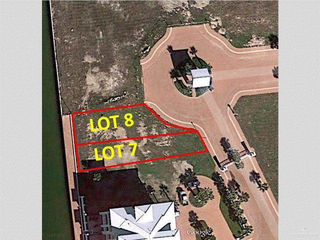 Lot 7 Water Street, South Padre Island, TX 78597 (MLS #343976) :: Key Realty