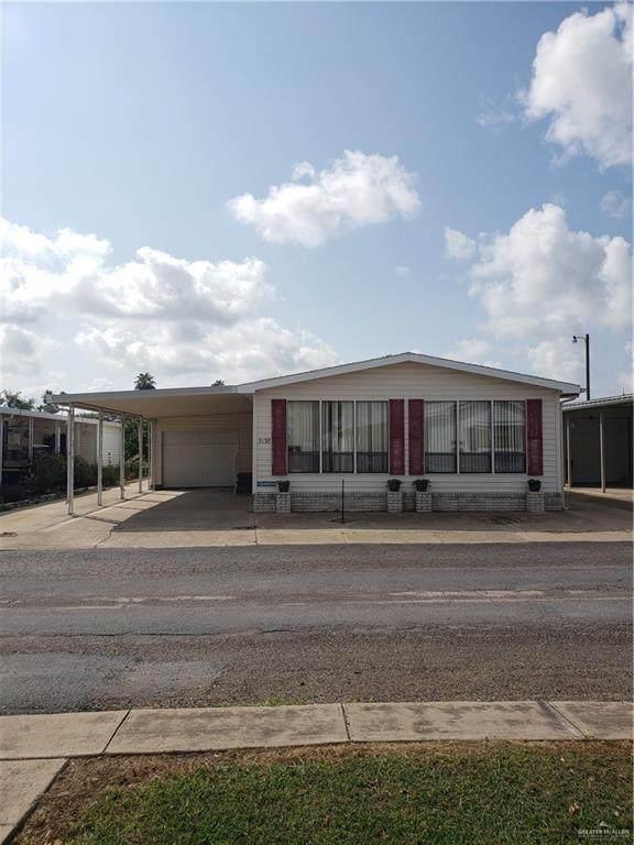 3138 San Jose Drive, Weslaco, TX 78596 (MLS #343992) :: The Maggie Harris Team
