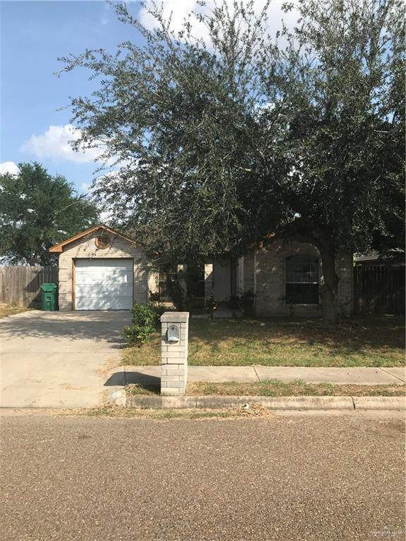 6303 S Galaxy Drive, Pharr, TX 78577 (MLS #344083) :: Realty Executives Rio Grande Valley