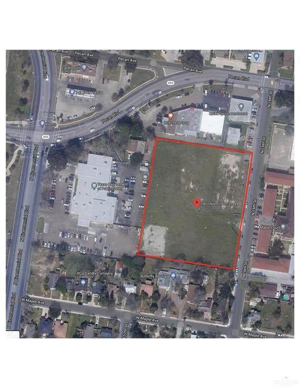 1401 N 16th Street, Mcallen, TX 78501 (MLS #344101) :: The Ryan & Brian Real Estate Team