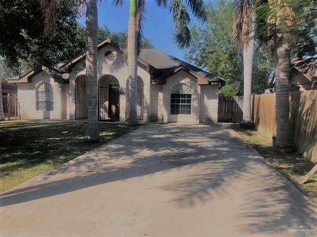 508 Patricia Street, Mission, TX 78572 (MLS #344117) :: The Ryan & Brian Real Estate Team