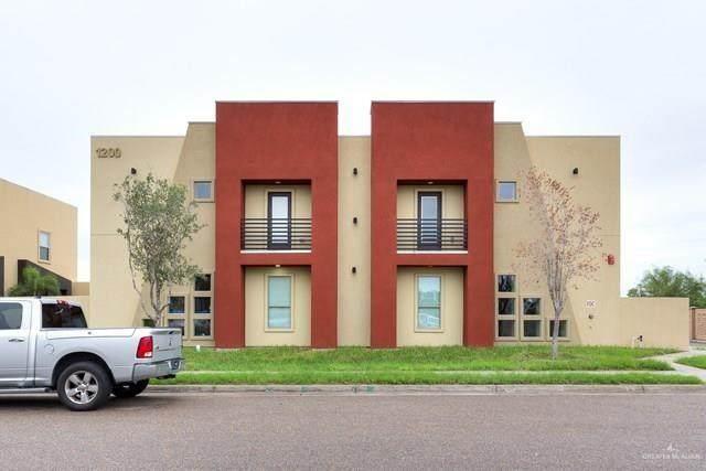 1200 E Camelia Avenue, Mcallen, TX 78501 (MLS #344291) :: The Ryan & Brian Real Estate Team
