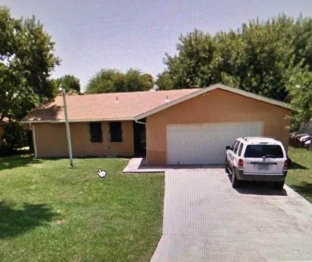 412 E Iris Avenue, Mcallen, TX 78501 (MLS #344371) :: Jinks Realty