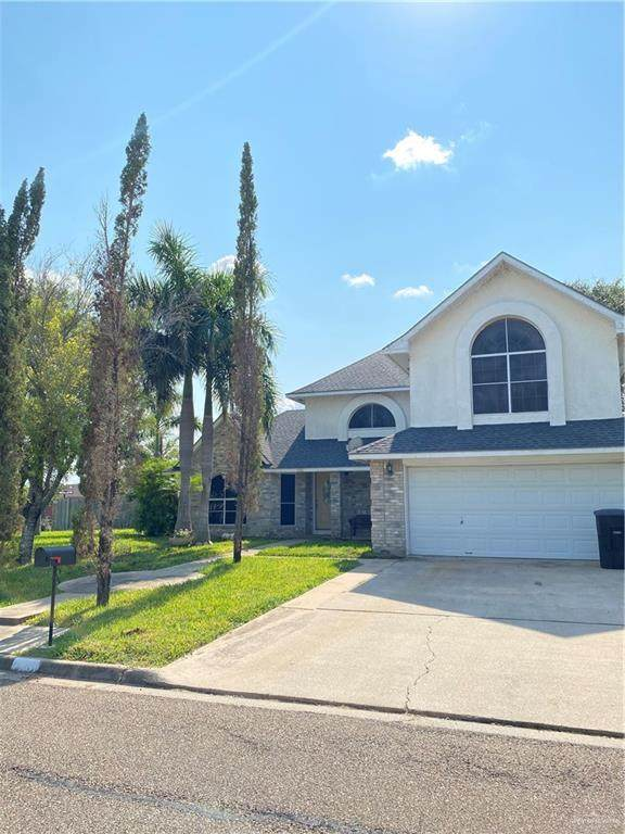 7501 N 22nd Street, Mcallen, TX 78504 (MLS #345490) :: The Ryan & Brian Real Estate Team