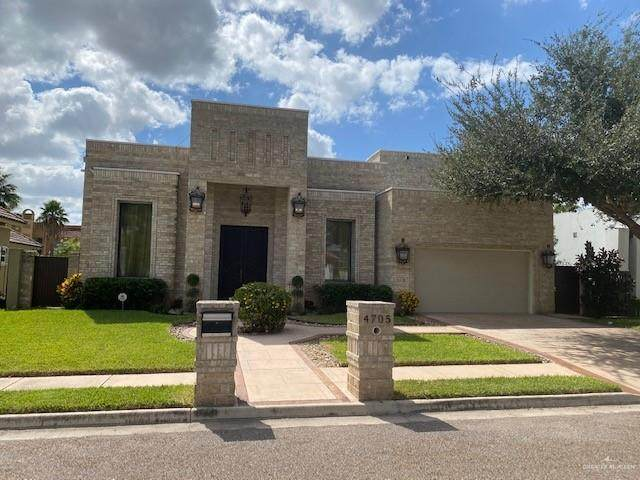 4705 Tyler Avenue, Mcallen, TX 78503 (MLS #345531) :: Jinks Realty